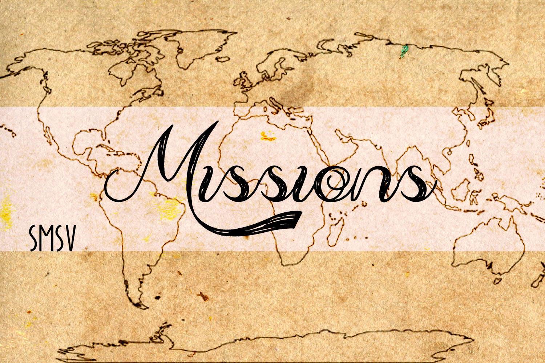 SMSV MISSIONS